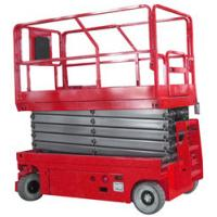 8m self-propelled Scissor Lift with 230Kg