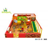 Buy cheap Kindergarten Baby Indoor Playground Anti - Skid With Custom Made Design product