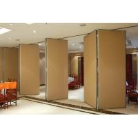 Buy cheap Decorative Panel Wood Soundproof Room Divider Conference Room Movable Partition Walls from wholesalers