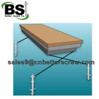 Buy cheap Galvanized Anchor Bolts , Light Poles and Anchor Bolt Express product