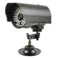 Buy cheap Auto White Balance CDS IR Bullet Cameras PAL / NTSC Long Distance 100-120m product