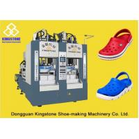 Quality Automatic Two Stations EVA Slipper Making Machine for Men Women Kids Sandals for sale