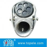 "Buy cheap 3/4"", 4"" Aluminum Service Entrance Cap Threaded / Clamp Type  Terminal Fittings product"