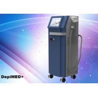 Buy cheap Painless Diode Hair Removal Laser Beauty Equipment 100J/cm Energy Density product