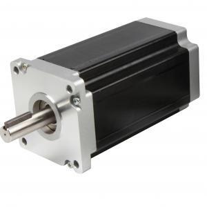 Buy cheap NEMA24 Stepping Motor, 1.8° step angle stepper motor, 2-Phase Stepper Motors product