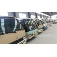 Buy cheap Toyota 1HZ / 15B 16B Used Coaster Bus , Passenger Mini Old Coaster Bus product
