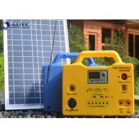 Buy cheap 20W Mini Household Solar Lighting System DC 12V 9 Hours Charging Time product