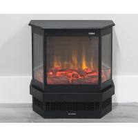 Buy cheap Electric Fireplace Heater 3 Sided Freestanding electric Stove SF-1318 Log flame effect comfortable warm room heater product