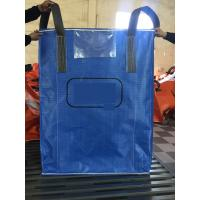 Buy cheap Blue Sift - Proofing  Big Bag FIBC PP Woven Circular Jumbo Bags With Square Bottom from wholesalers