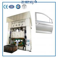Buy cheap 315T Movable Worktable Servo Motor Car Door Bordure Hydraulic Press Machine product
