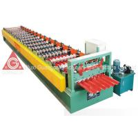Professional Cold Roll Forming Machine / Metal Roofing Sheet Roll Former Line
