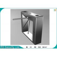 Buy cheap Access Turnstile Security Systems Waist Height Turnstiles Tripod product