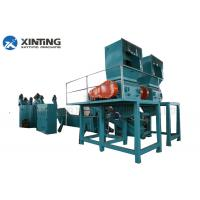 China Plastic PET Bottle Recycling Machine Mateial SS304 300-3000kg/hr Capacity on sale