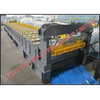 Buy cheap Corrugated Cold Roll Forming Equipment / Roll Forming Line 7.5KW product