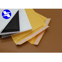 Buy cheap Matte Surface Kraft Paper Bubble Mailers Shipping Envelopes Multi - Colors from wholesalers