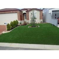 Buy cheap 25mm Straight / Curly Landscaping Artificial Grass U V Resistant from wholesalers