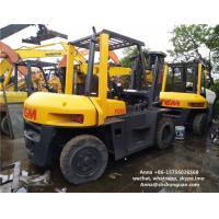 Buy cheap Japan TCM FD50 Second Hand Fork Lift Trucks 5 Ton Hydraulic System product