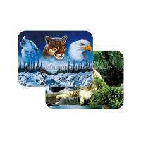 Buy cheap Waterproof Plastice 3D Lenticular Placemats Directly Printing PET product