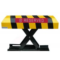 Buy cheap Remote Control Car Parking Area Lock Space Protector With Rising Height of 300mm from wholesalers
