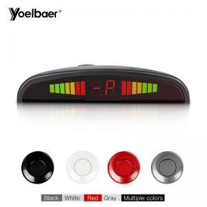Buy cheap Automotive Parking Sensors Reversing Radar With 4 Sensors Customized Color product