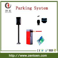 Buy cheap China manufacturer Zento bluetooth digital barrier gate parking system from wholesalers