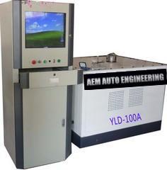 Buy cheap YLD Flywheel Vertical Dynamic Balancing Machine product