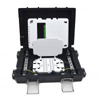Buy cheap Outdoor Spliter Fiber Optic Junction Box FTTH 8 Core Aerial ABS Material IP67 product