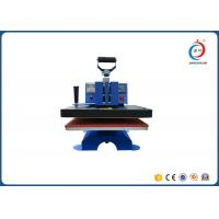 Buy cheap Swing Away Jersey Sublimation Heat Press Machine 38 x 38cm 1 Year Warranty from wholesalers