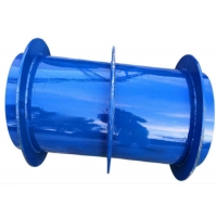 Buy cheap Dn600 4.0mpa Pressure Specialised Pipe And Fittings / Double Wall Casing product