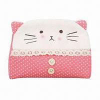 Buy cheap Tissue Box Cover, Made of Fabric, Beautiful and Useful, Ideal for Homes product