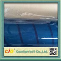 Buy cheap OEM Light Blue Tone PVC Clear Film  Anti Scratch Thickness 0.09 - 0.50mm product