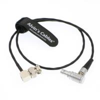 Buy cheap 5 Pin Lemo To BNC Timecode Cable Right Angle SMPTE Time Code Out ARRI Mini Sound Devices ZAXCOM product
