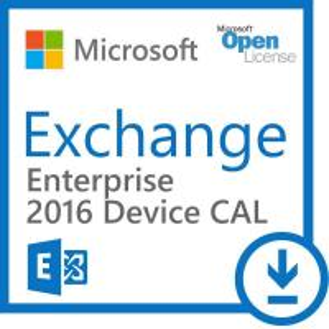 Enterprise Device  Microsoft Exchange 2016 , CAL Open Code Microsoft Office 2016