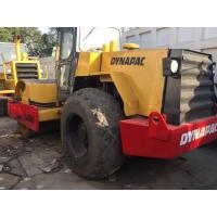 Buy cheap Ca30d Used Dynapac Road Roller , Sweden Used Single Drum Roller Compactors product
