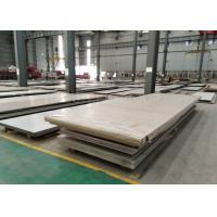 Buy cheap 316L Stainless Steel Plate 2000mm Width ASTM Corrosion Resistance Hot Rolled Pickled product
