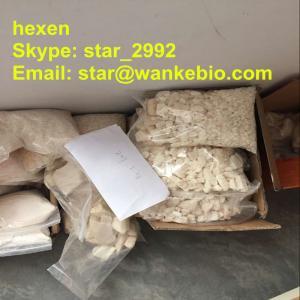 China Skype: star_2992 Hot sale USA UK hexen white powder Powder Hexen crystal hexen white crystal HEXEN on sale