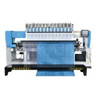 Buy cheap High Speed Computerized Embroidery Machine Sequins Quilting and Embroidery from wholesalers