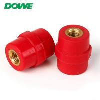 Buy cheap SM20 red colour for low voltage switchgear pin bus bar insulator connector from wholesalers