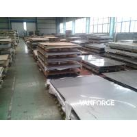 Buy cheap ASTM A240 S31254 254SMO Stainless Steel Flat Sheet For Petrochemical / Chemical product