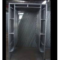 Buy cheap Best Selling Adjustable Hot Galvanized Scaffolding Pipes from China product
