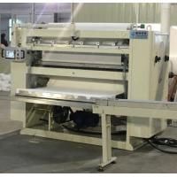 Buy cheap High Speed Facial Tissue Production Line Interfold Facial Tissue Folding Equipment product