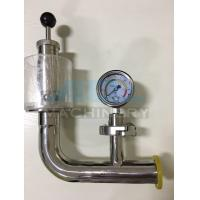 Buy cheap Stainless Steel Sanitary Pressure Relief Safety Vacuum Spunding Valve for Beer Brewing Device product