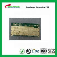 China High Density PCB Multilayer Pcb Manufacturing Process With 4L IMMERSIONGOLD on sale