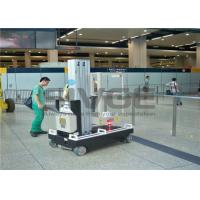 Buy cheap Hydraulic Elevating Platform For Supermarket , Reliable Single Person Man Lift product