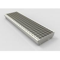 Structural Steel Stair Treads Grating With 30 40 60 Bar Grating CE Standard