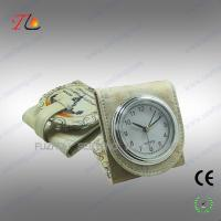 Buy cheap Folding mini fancy desk alarm clock and travel alarm clock with moscow building printed product