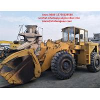 Buy cheap 2.3 Cbm Bucket Capacity Second Hand Wheel Loaders PD6 Engine Model product