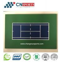 Buy cheap Cushion Rebound Modified Acrylic Indoor and Outdoor Tennis Court Coating from wholesalers