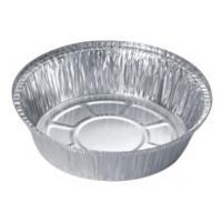 Buy cheap Roasting Disposable Aluminum Foil Pans 99.7% Pure Material For Food Baking product
