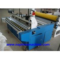 Buy cheap Laminated Small Toilet Paper Making Machine 1200mm With Plc Programming Control product